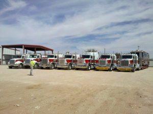 Neal Pool Rekers tow truck fleet